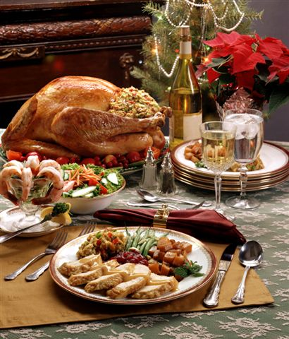 Holiday Catering Menus