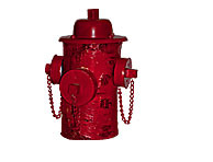Sculpture Fire Hydrant