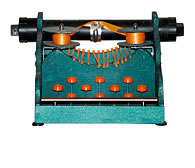 Typewriter Green Machine