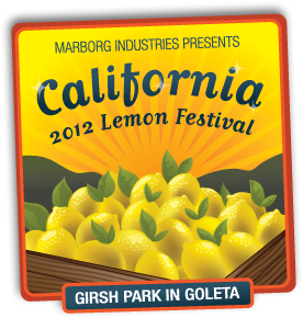 """2012 Santa Barbara Culinary Event Top Pick"" Lemon Festival"
