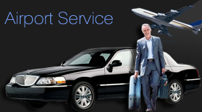 Car Service to The airport LAX, BUR, SBA Transfers