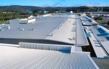 Commercial Roofing for All Industry
