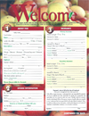 New Patient Form Welcome
