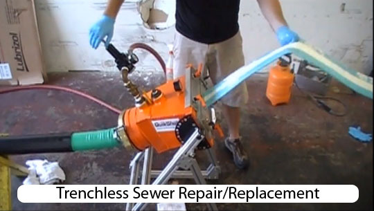 Trenchless Sewers