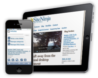 Responsive Design makes your website Mobile Friendly
