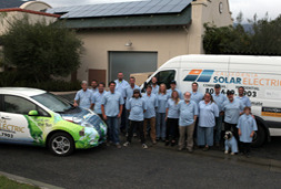 California Solar Electric Team