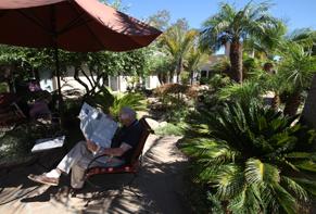 Santa Barbara Rehabilitation Accommodations