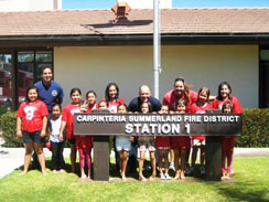 Carpinteria and Summerland Fire Stations