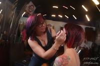 Underground Hair Artists Santa Barbara Stylist At Work