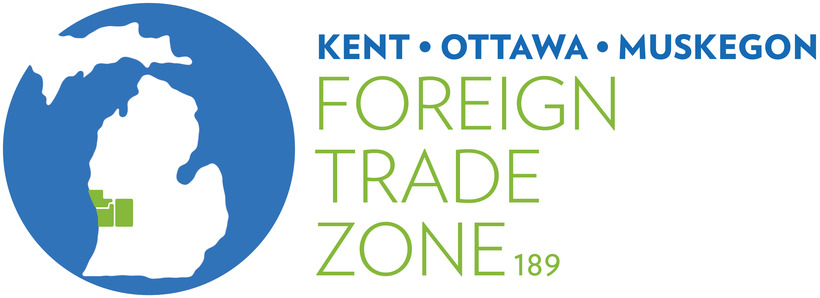 Foreign trade zone logo