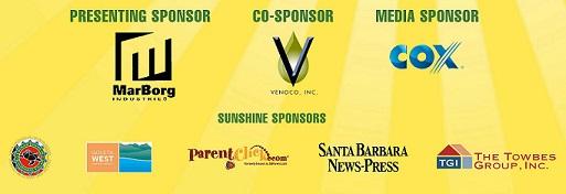 13 sponsor logos