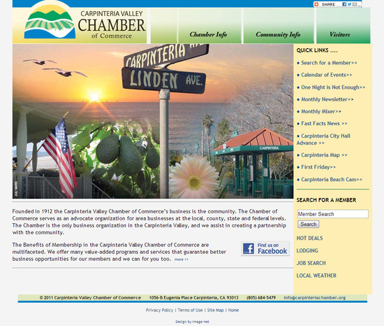 carpinteria chamber of commerce: