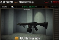 Gunstruction is Live, Build Your AR-15 Online