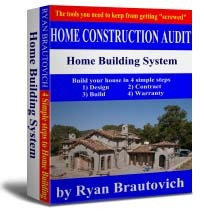 Home Construction Audit Box