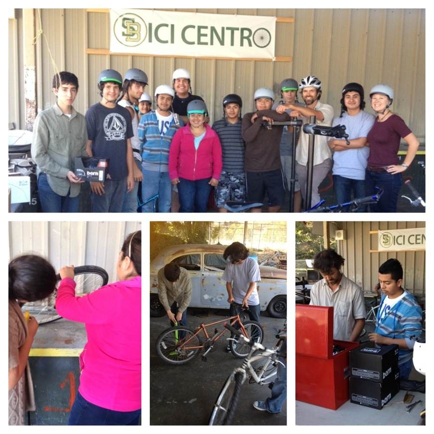 The Dons Net Cafe and BiciCentro