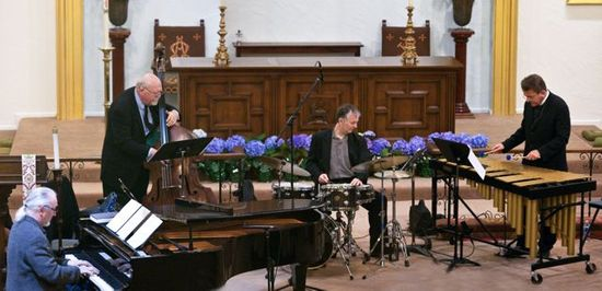 Jazz Vespers For The Soul at St. John's Cathedral