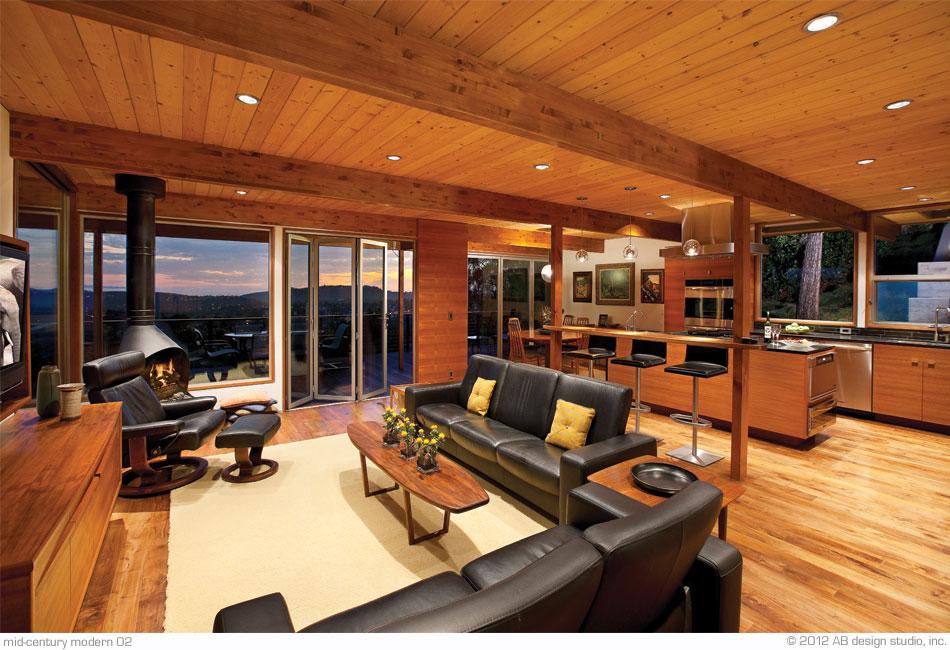108 best mid century modern interiors images on pinterest midcentury modern and home - Mid Century Modern