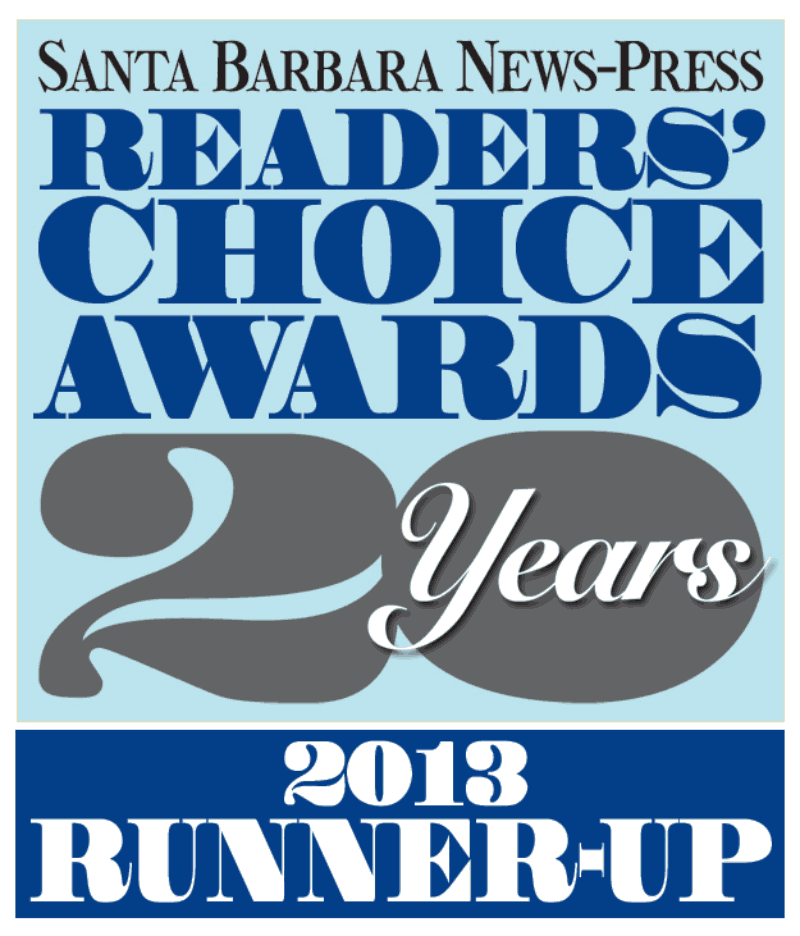 SBNewsPress Readers' Choice Runner Up 2013