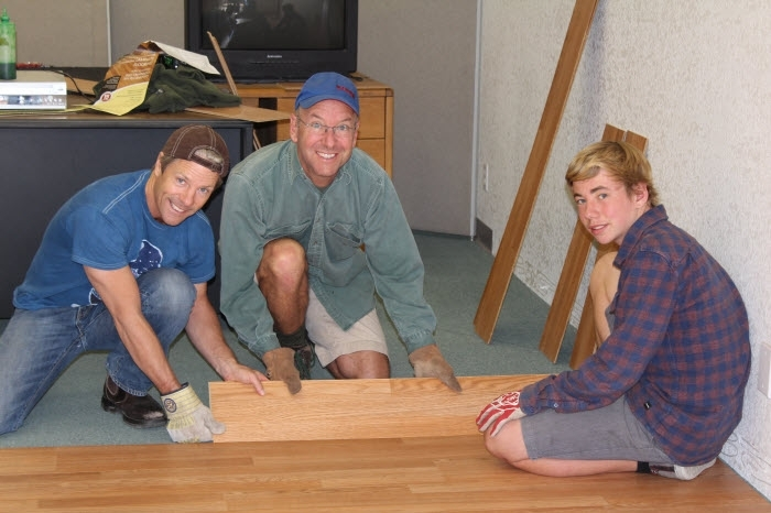 Rotary Club of Santa Barbara Sunrise Contributes 16th Annual Work Day at Camp Whittier