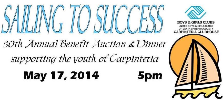 Carpinteria 30th Annual Benefit Auction & Dinner