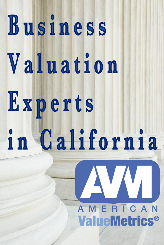 Business Valuations in California