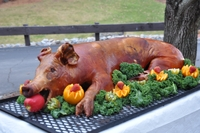 Santa Barbara Pig Roast Auction