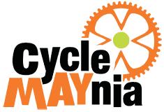 CycleMAYnia Logo