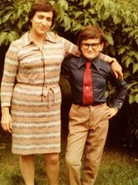 Mamá and me c.1969