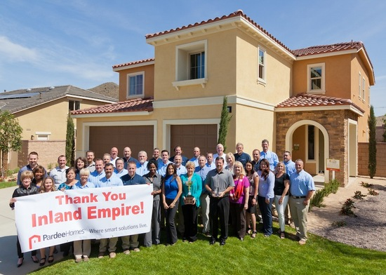 Pardee Homes Earns Highest Customer Ratings In North  America In 11th Annual Avid Awards