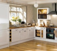 "The ""L"" Shape Kitchen Layout"