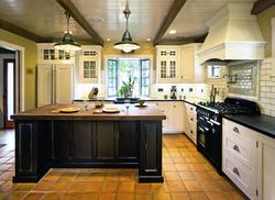 Traditional White Kitchen Remodel In Santa Barbara CA