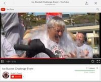 Ice Bucket Challenge Fades - Living With ALS Challenges Goes On