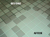 Make your own Natural Grout Cleaner - Chemical Free