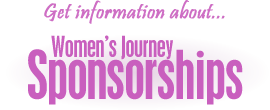 Women's Journey Sponsorships
