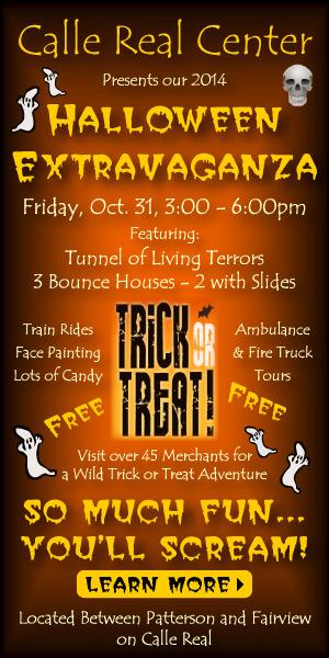 Halloween Extravaganza 2014