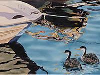 Nancy Hull's Watercolors