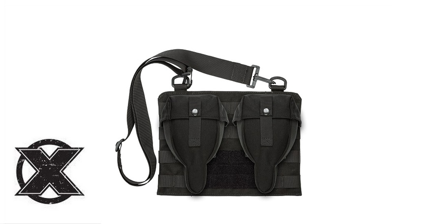 Dual Drum Sling with .308 Pouches