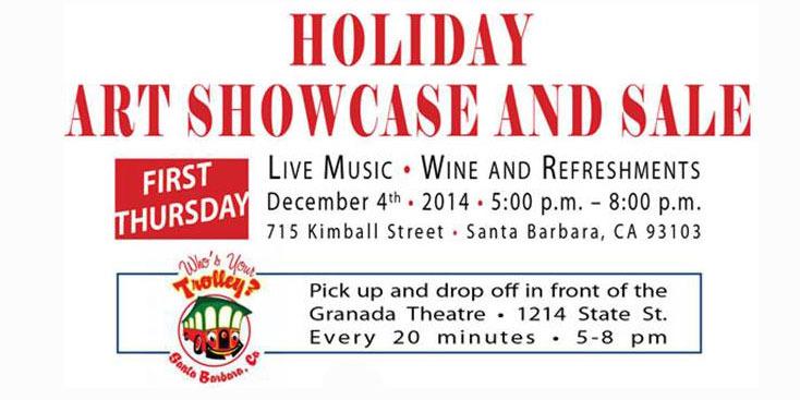 Santa Barbara Art Exhibit - Sundial Art Showcase and Sale