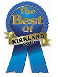 voted Best Kirkland Vet 2010 & runner-up 2014