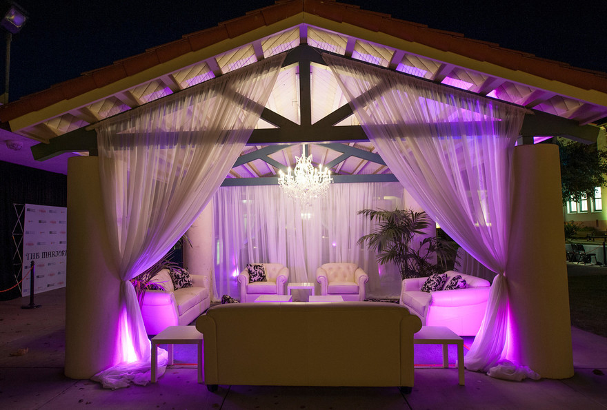 Santa Barbara Event Lighting Vedors