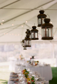 Chandeliers and candle Lanterns 1