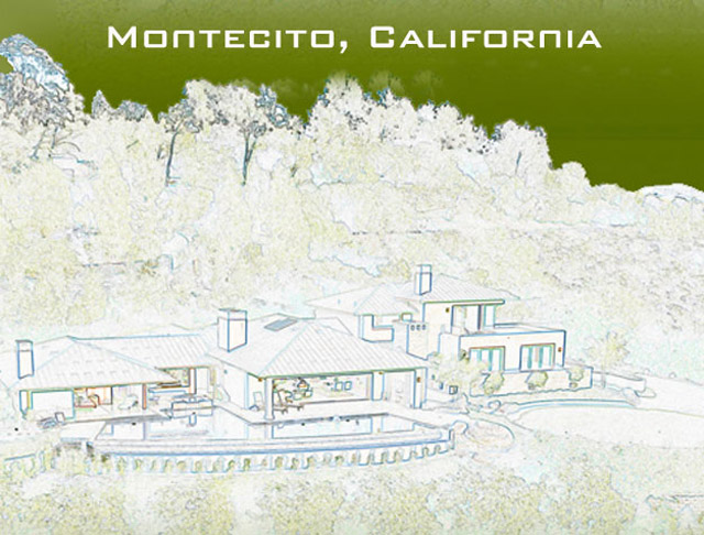 Montecito Estate Home Rental