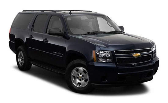 Golden Limo Luxury SUV