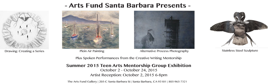Summer Mentorship Student Exhibition