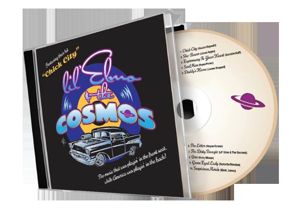 Cosmos CD