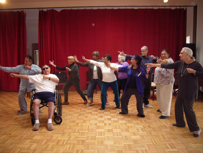 Improving balance and coordination