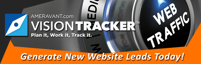 Generate Website Traffic with VisionTRACKER from Ameravant