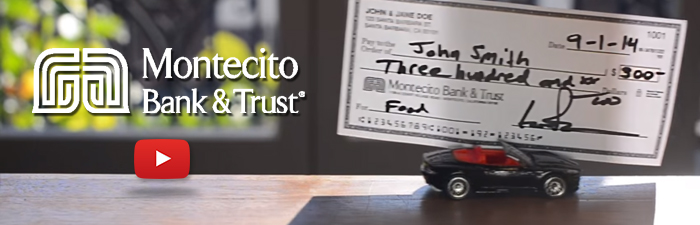 Montecito Bank and Trust Business Banking