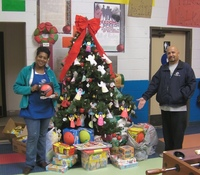 Lompoc Clubhouse Angel Tree Donations-Thank You