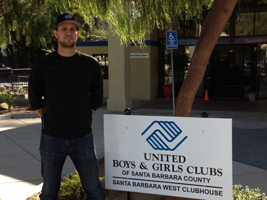 Aaron Martinez named Santa Barbara Westside Club Director
